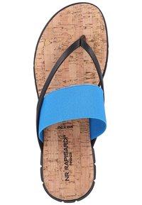 Rapisardi - T-bar sandals - turquoise - 1