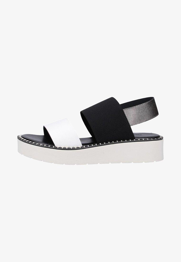 Rapisardi - Platform sandals - white