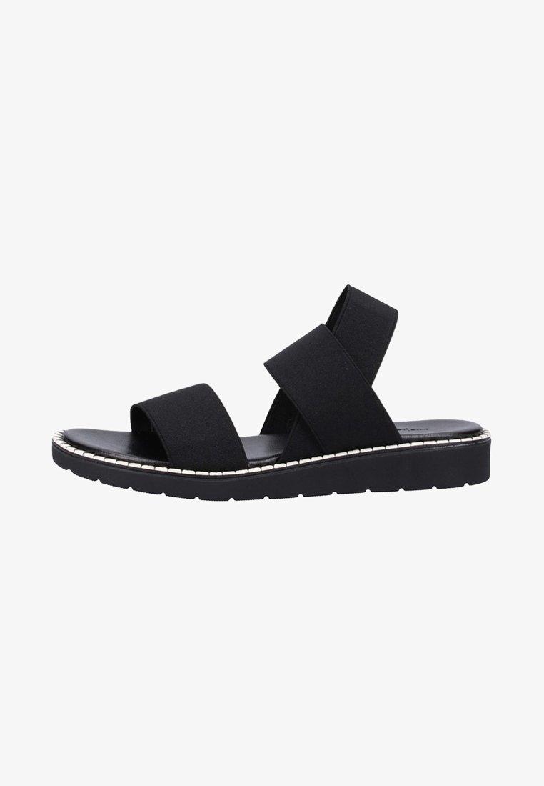 Rapisardi - Sandals - black