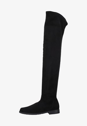 STIEFEL - Over-the-knee boots - black