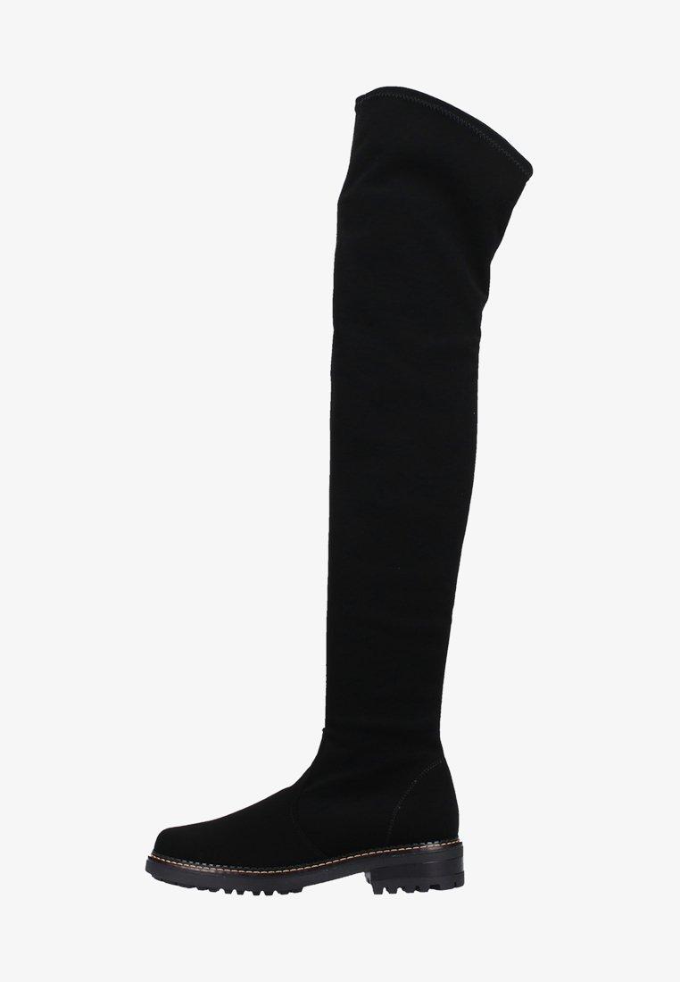 Rapisardi - Over-the-knee boots - black