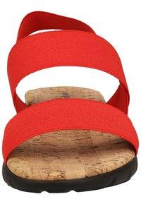 Rapisardi - Sandaler - rosso s003 - 5