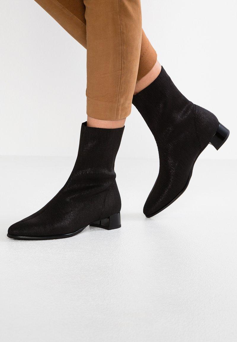 Rapisardi - TESS - Kotníkové boty - nero