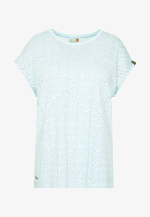 DIONE - Print T-shirt - light mint