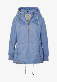 Ragwear Plus - DANKA PLUS - Summer jacket - lavender - 4