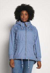 Ragwear Plus - DANKA PLUS - Summer jacket - lavender - 0