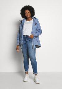 Ragwear Plus - DANKA PLUS - Summer jacket - lavender - 1