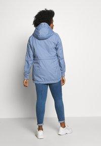 Ragwear Plus - DANKA PLUS - Summer jacket - lavender - 2