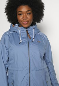 Ragwear Plus - DANKA PLUS - Summer jacket - lavender - 3