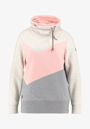 VIOLA BLOCK - Sweatshirt - light pink