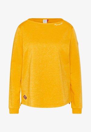 PARDI PLUS - Sweatshirt - yellow