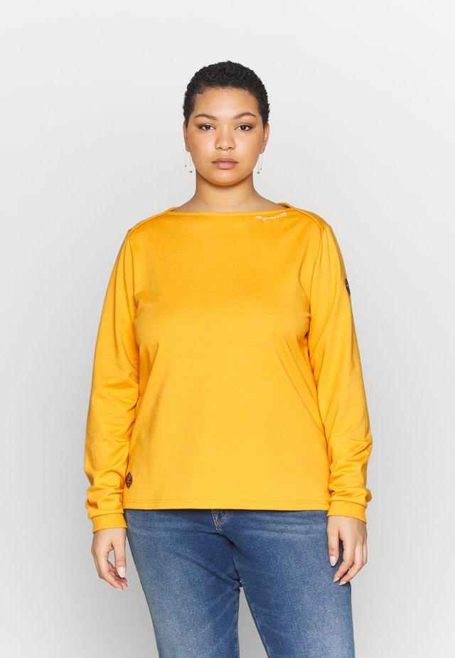 PARDI PLUS - Sweatshirt - yellow