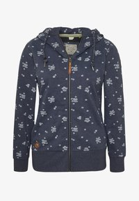Ragwear Plus - YODA ZIP - veste en sweat zippée - navy