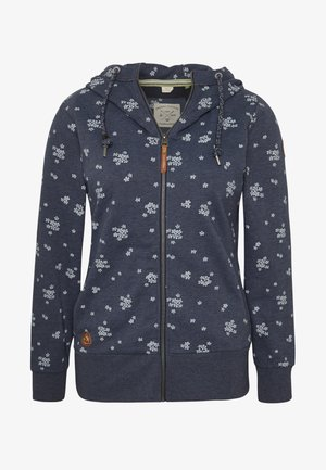 YODA ZIP - veste en sweat zippée - navy