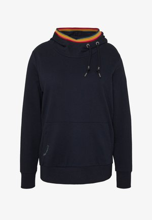 ERMELL PLUS - Sweat à capuche - navy