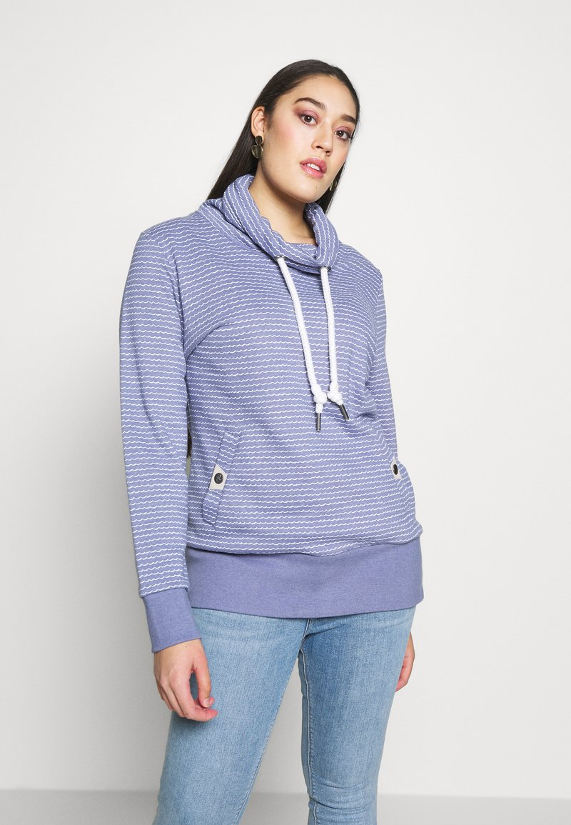 Ragwear Plus - RYLIE PLUS - Sweatshirt - lavender