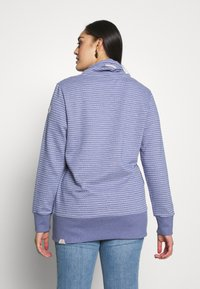Ragwear Plus - RYLIE PLUS - Sweatshirt - lavender - 2