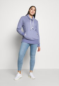 Ragwear Plus - RYLIE PLUS - Sweatshirt - lavender - 1