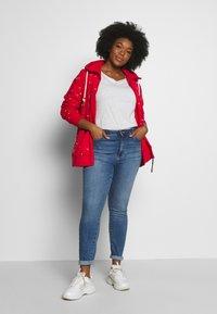 Ragwear Plus - Zip-up hoodie - red - 1