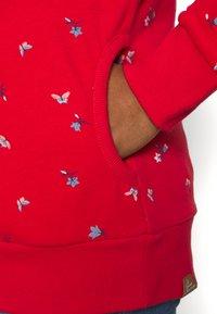 Ragwear Plus - Zip-up hoodie - red - 5