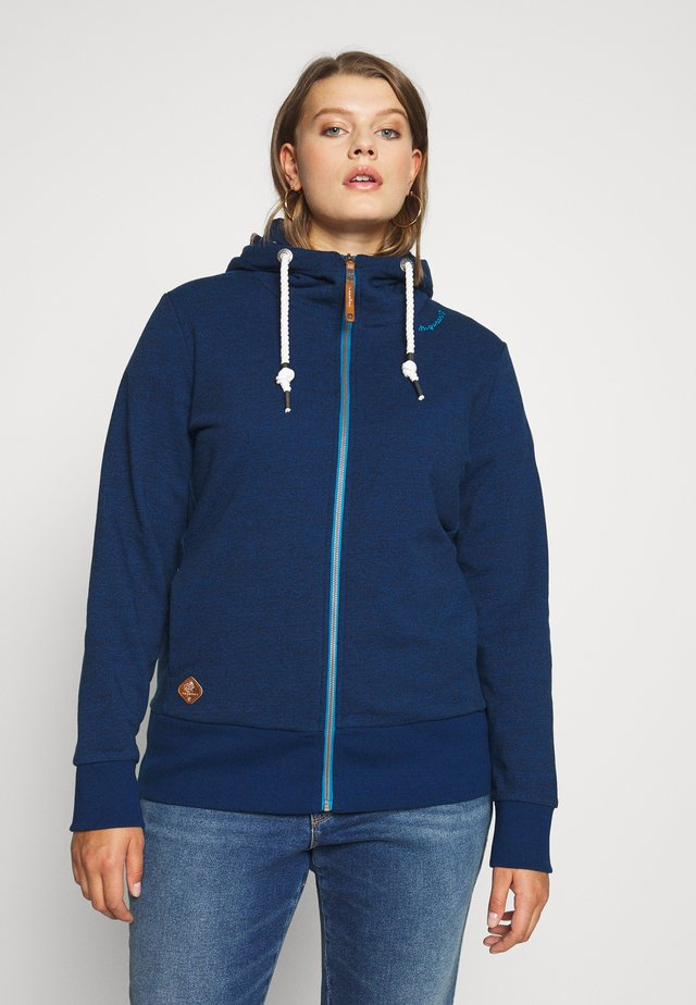 YODA ZIP PLUS - Sweatjakke /Træningstrøjer - navy