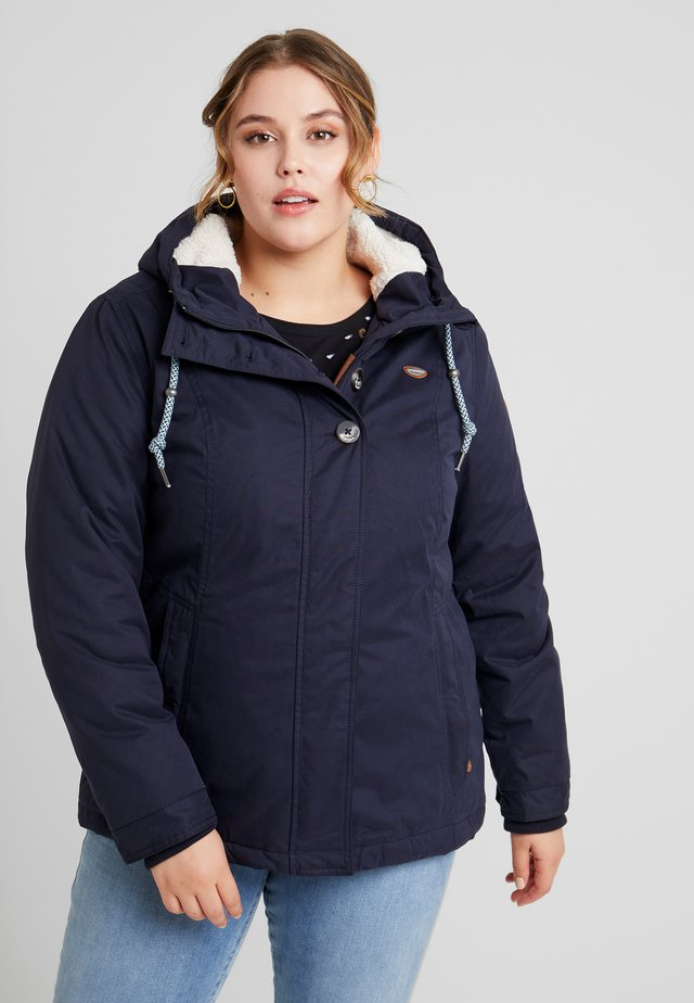 LYNX COAT - Light jacket - navy