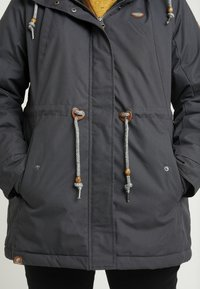 Ragwear Plus - MONADIS COAT - Veste d'hiver - dark grey - 5