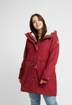CANNY COAT - Veste d'hiver - wine red
