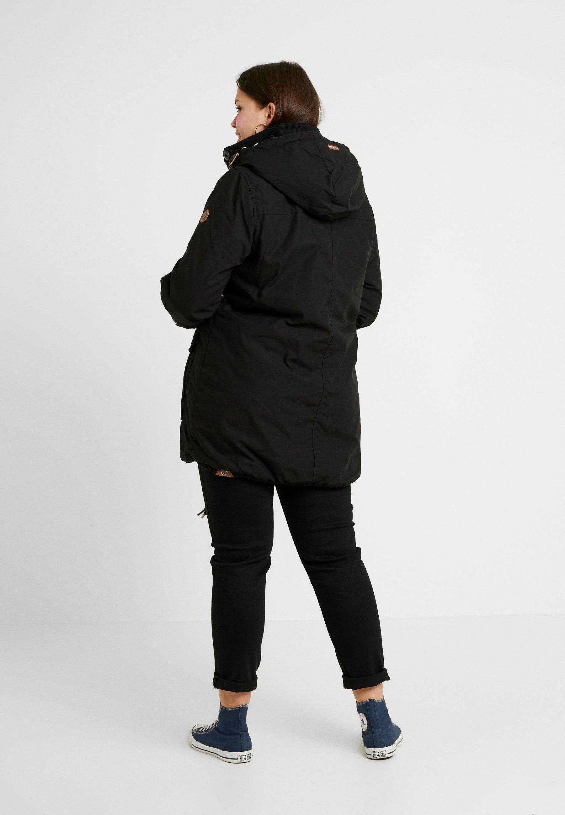JANE COAT Parka black