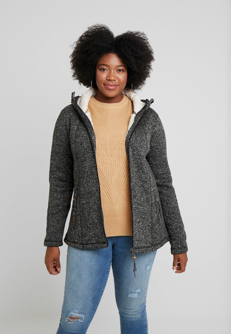 Ragwear Plus - RENNE BONDED JACKET - Light jacket - black