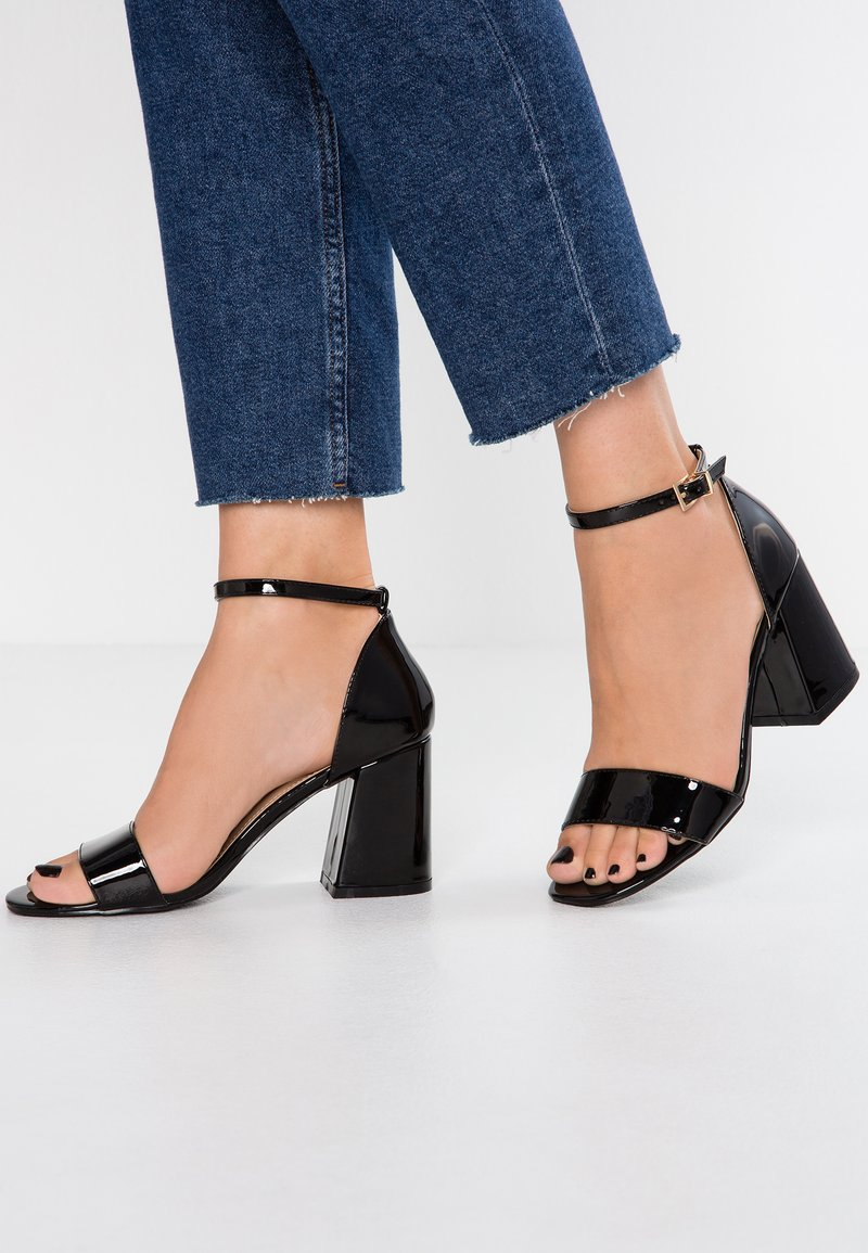 RAID - RAQUEL - High heeled sandals - black