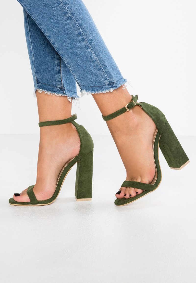 RAID - SPENNY - High Heel Sandalette - khaki