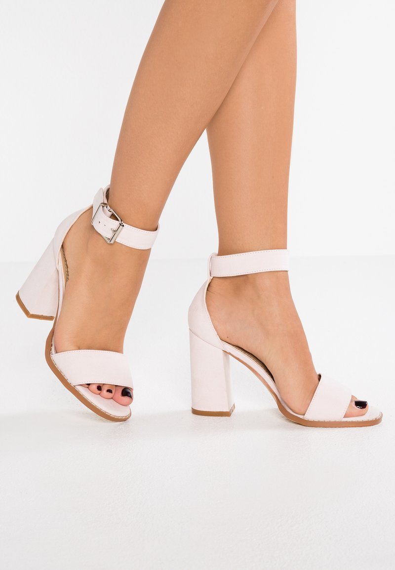 RAID - IMANI - High Heel Sandalette - pale pink