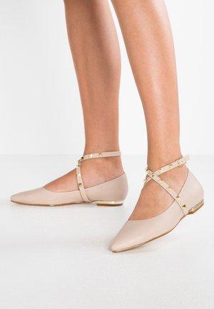 BERYL - Ballet pumps - nude