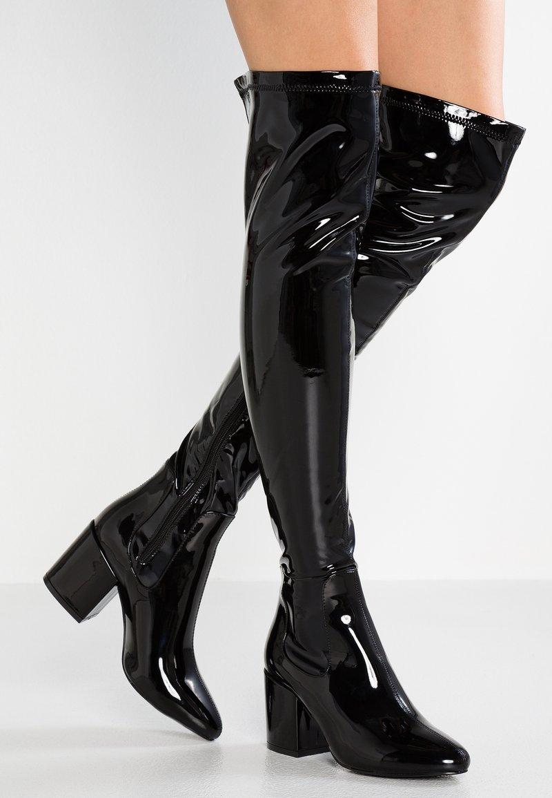 RAID - KOLA - Over-the-knee boots - black