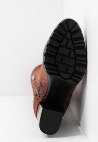 RAID - VERONA - High heeled boots - burgundy - 6