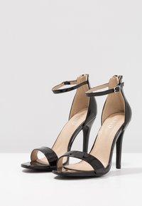 RAID - ANNA - High heeled sandals - black - 4
