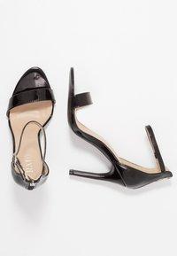 RAID - ANNA - High heeled sandals - black - 3