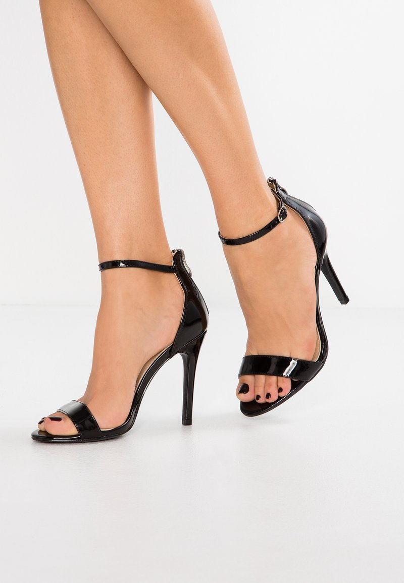 RAID - ANNA - Sandalen met hoge hak - black