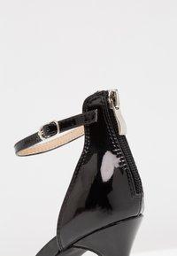 RAID - ANNA - High heeled sandals - black - 2