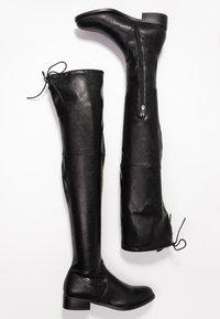 RAID - ELLE - Høye støvler - black - 3