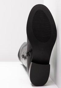 RAID - ELLE - Høye støvler - black - 6