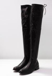 RAID - ELLE - Høye støvler - black - 4