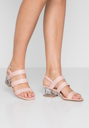 GALAXY - Sandaler - blush