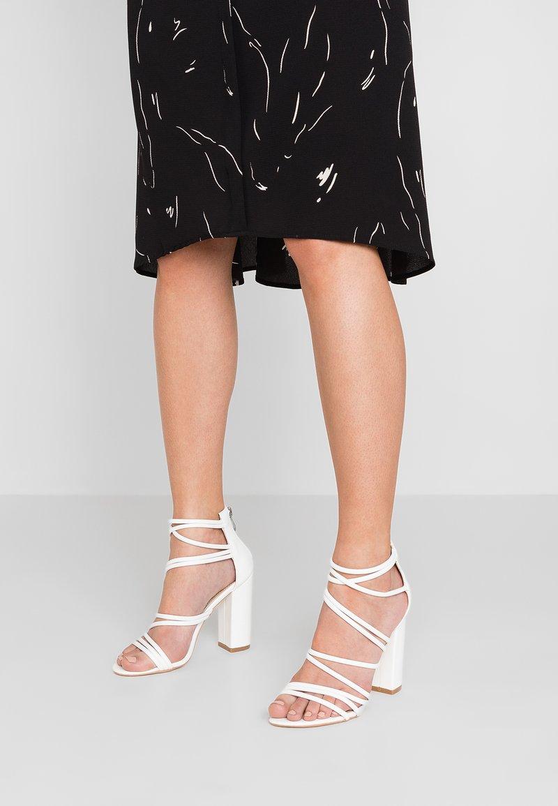 RAID - BLISS - High Heel Sandalette - white