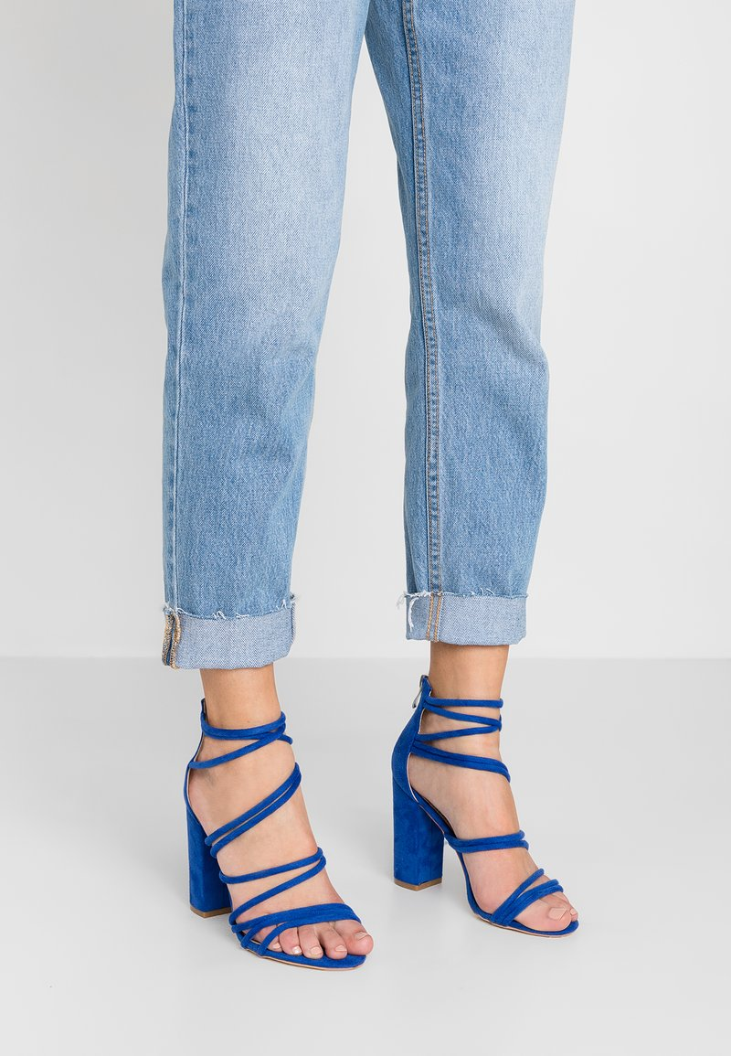 RAID - BLISS - High Heel Sandalette - cobalt blue