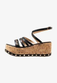 RAID - FALLON - Platform sandals - black - 1