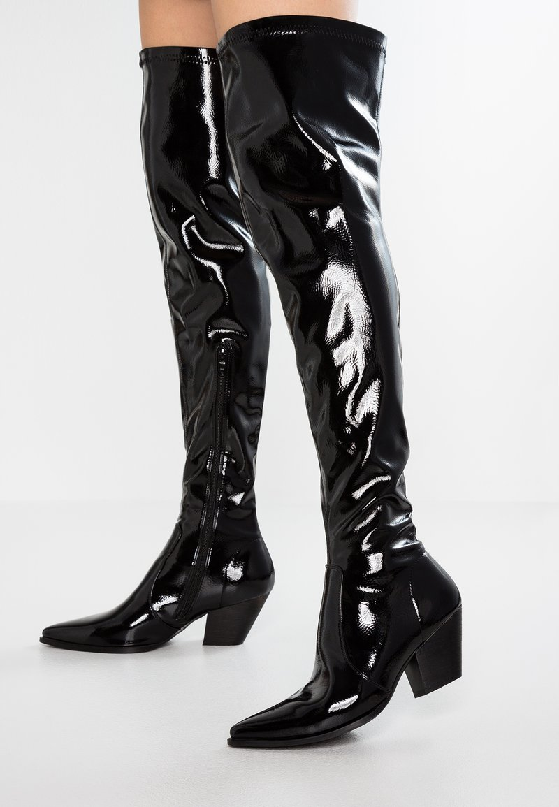 RAID - ELYZA - Over-the-knee boots - black