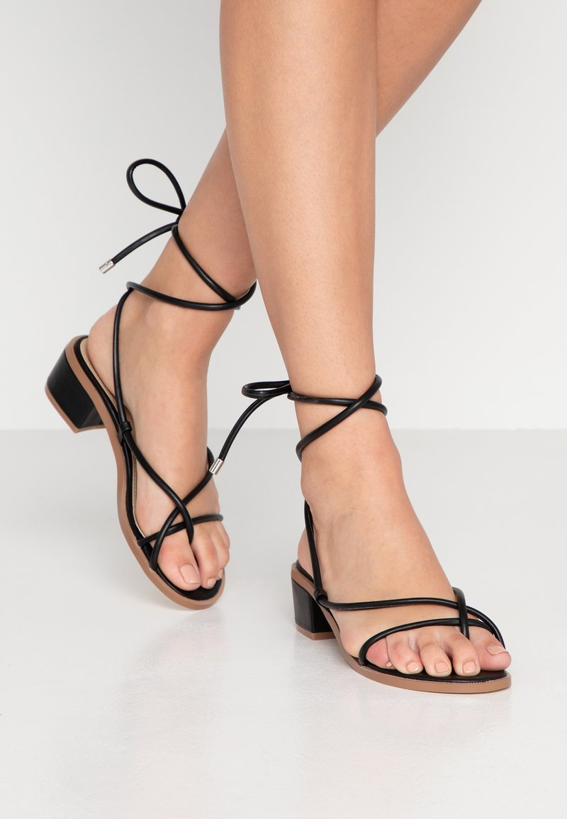 RAID - ROSALIE - Flip Flops - black