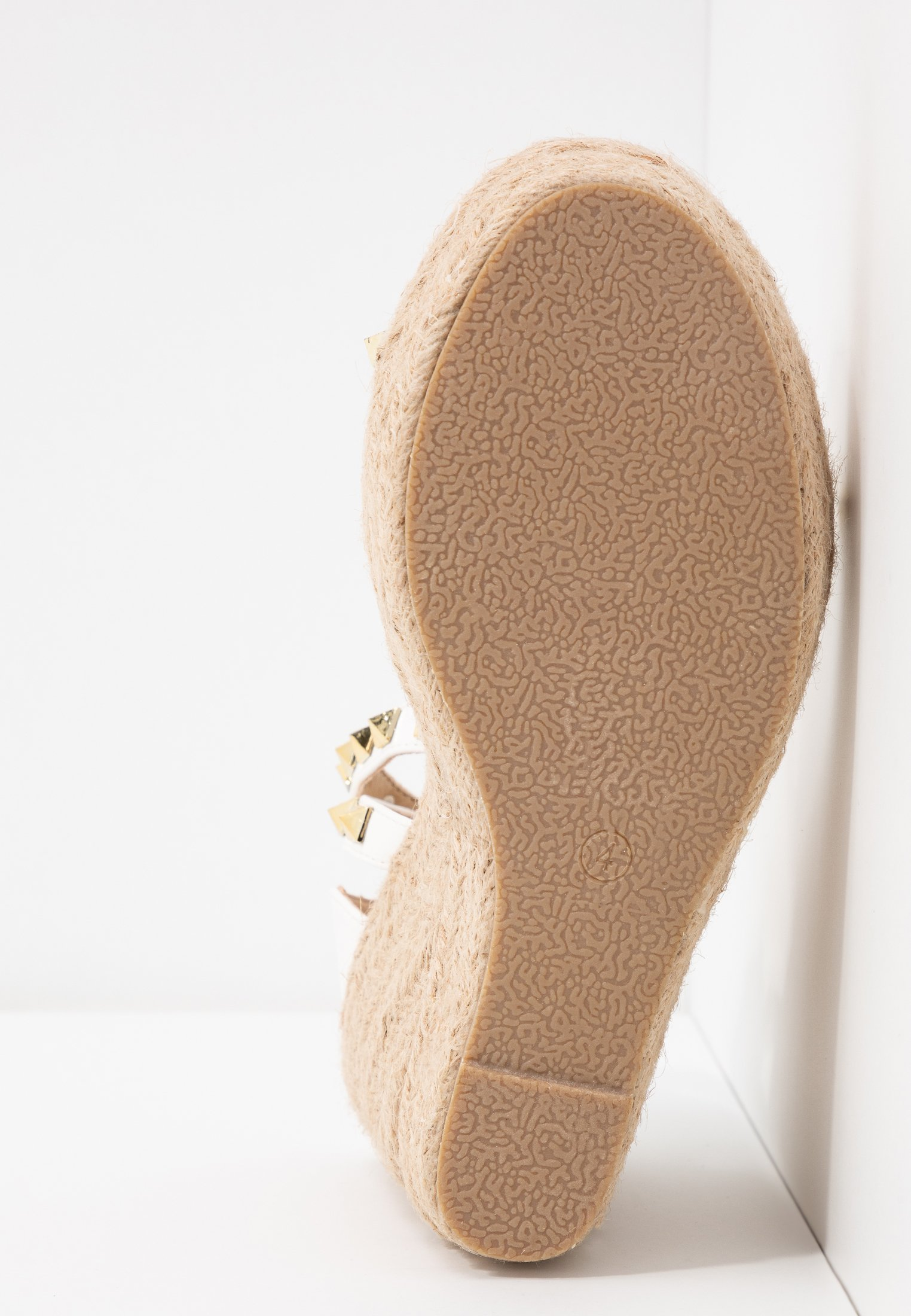 RAID KORI - Sandales à talons hauts - white